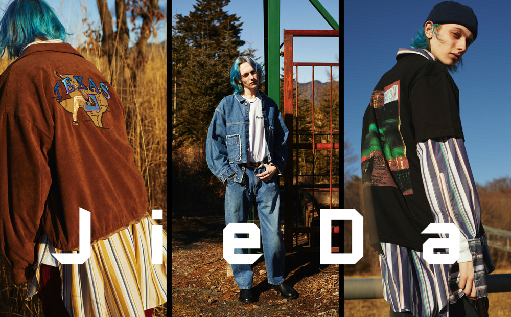 JieDa 2018AW 2nd Delivery!!!