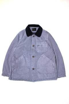 HUNTER JACKET -PIGMENT DYED-/ハンティングジャケット