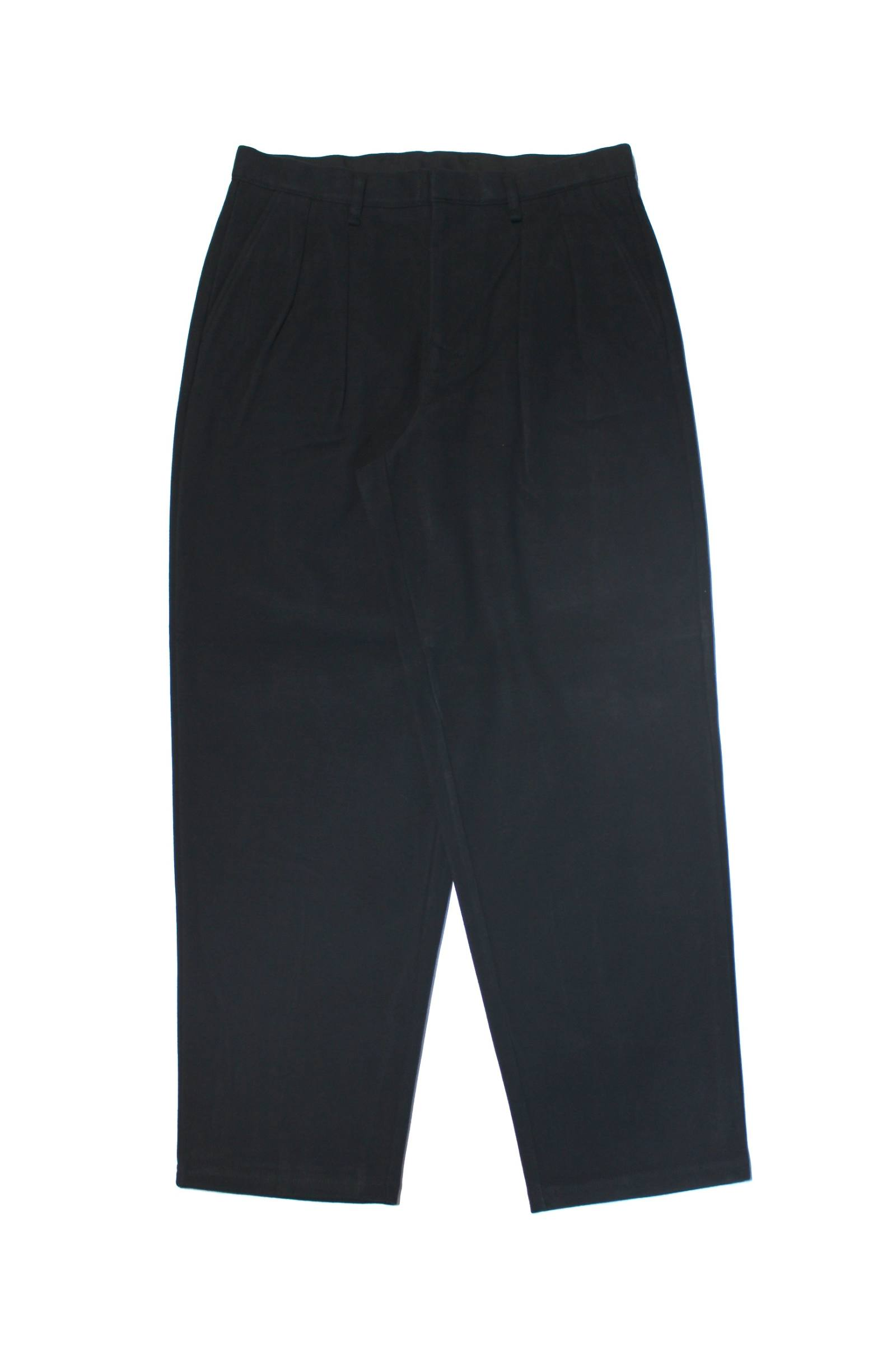 BLEECKER WD TROUSERS/ワイドトラウザーズ