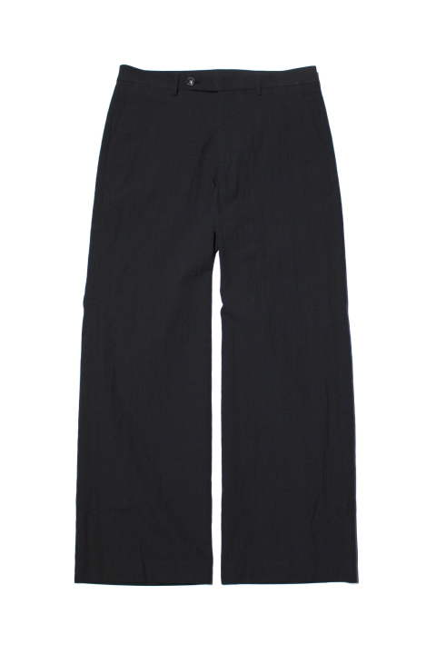 cottonpoly slacks/スラックス