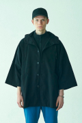 "DELIGHT CAPE COAT ""Plain"" with RAIN DELIGHT/ポンチョ風ジャケット"
